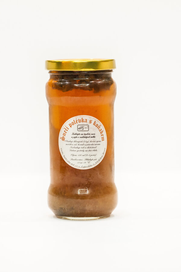 Šnečí polévka s koňakem - Šnek a šnečí speciality - Snailex