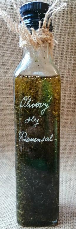 Olivový olej provensal - Snailex